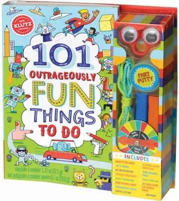 101 Outrageously Fun Things to Do (Klutz)