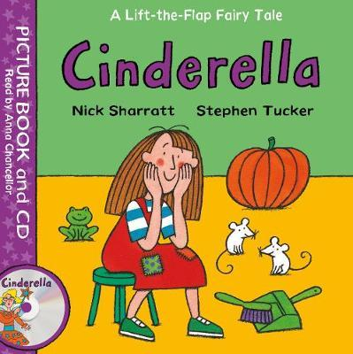 Cinderella (Lift-The-Flap Fairy Tales)
