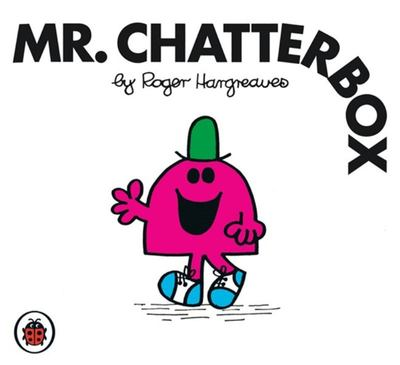 Mr Chatterbox (Mr Men & Little Miss) #20