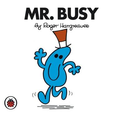 Mr Busy (Mr Men & Little Miss)