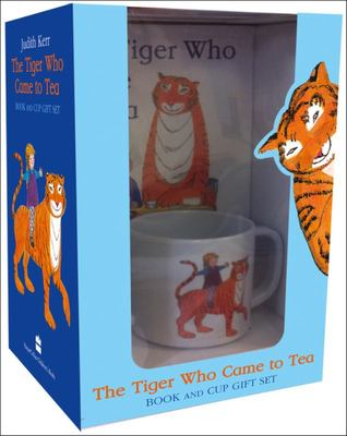 The Tiger Who Came to Tea (Gift Box with Cup)