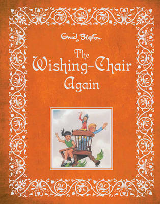 The Wishing Chair Again (Colour Illustrated)