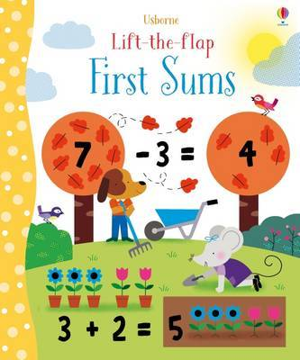 First Sums (Lift-The-Flap)