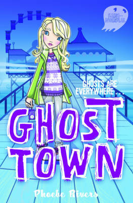 Ghost Town (SaraNormal #1)