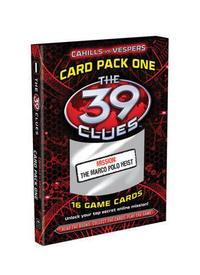 39 Clues The Cahills vs Vespers : Card Pack 1