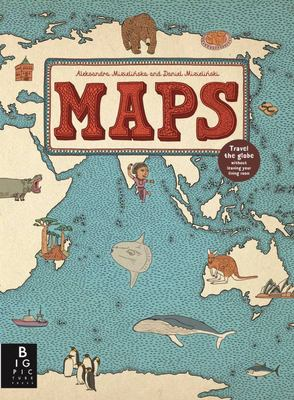 Maps (Welcome to the Museum)