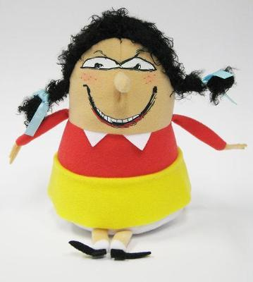 Horrible Harriet Plush Toy