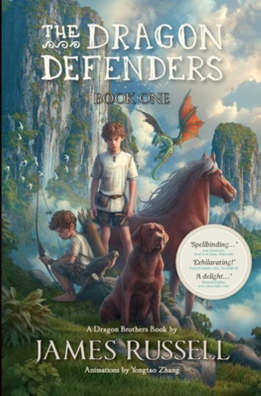 The Dragon Defenders (#1)