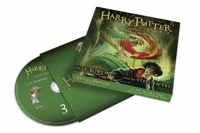 Harry Potter and the Chamber of Secrets (HP Audio CD #2)
