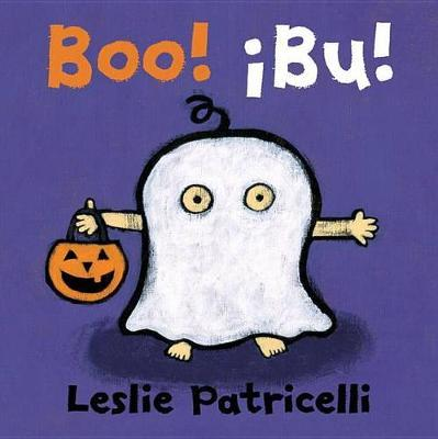 Boo! Bu! (English/Spanish)