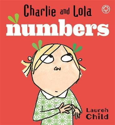 Numbers (Charlie And Lola Board)