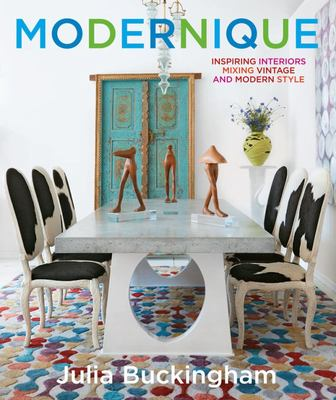 Modernique - Inspiring Interiors Mixing Vintage and Modern Style