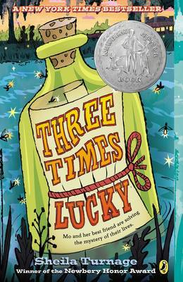 Three Times Lucky (Mo LoBeau #1)