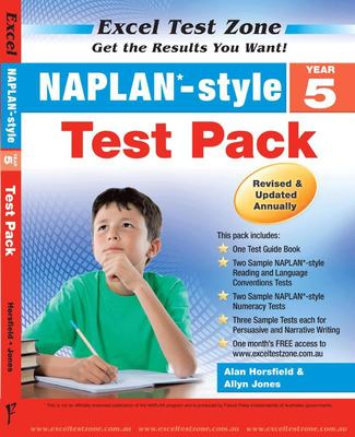 Year 5 NAPLAN*-style Test Pack - Excel Test Zone