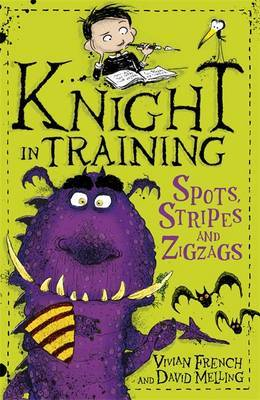 Spots, Stripes and Zigzags (Knight in Training #4)