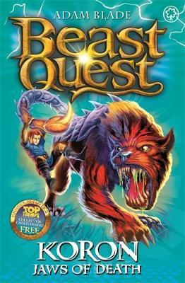 Koron, Jaws of Death (Beast Quest: The Pirate King #44)