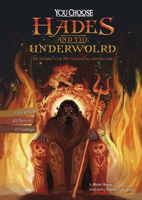 Hades and the Underworld -An Interactive Mythological Adventure