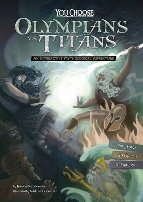 Olympians Vs. Titans - An Interactive Mythological Adventure