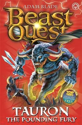 Tauron the Pounding Fury (Beast Quest: The New Age #66)
