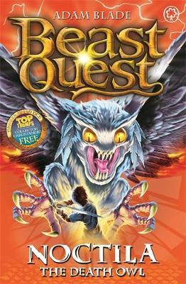Noctila the Death Owl (Beast Quest: Master of the Beasts #55)