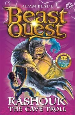 Rashouk the Cave Troll (Beast Quest: The Amulet of Avantia #21)