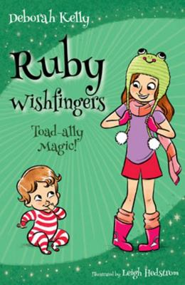 Toad-ally Magic (Ruby Wishfingers #2)