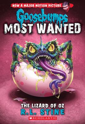 The Lizard of Oz (Goosebumps Most Wanted #10)