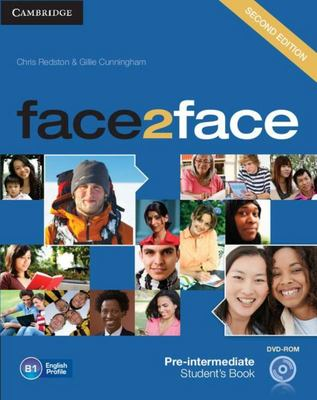 face2face Pre-intermediate Student's Book with DVD-ROM 2nd Edition