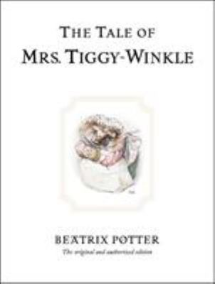 The Tale of Mrs. Tiggy-Winkle (Classic Edition #6)