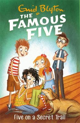 Five on a Secret Trail (#15 Famous Five)