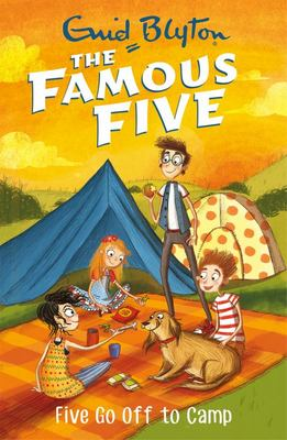 Five Go Off to Camp (#7 Famous Five)