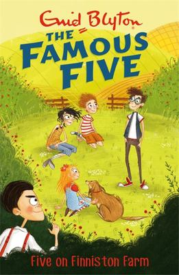 Five on Finniston Farm (#18 Famous Five)