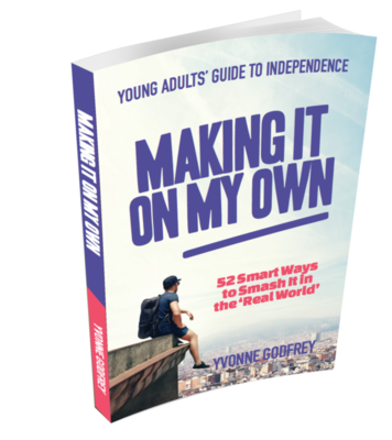 Making It On My Own: Young Adults' Guide to Independence