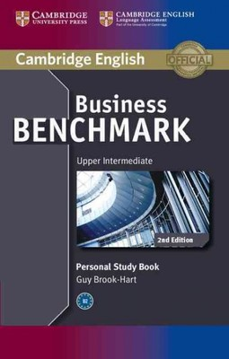 Business Benchmark : Upper Intermediate Bulats and Business Vantage: Personal Study Book