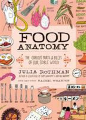 Food Anatomy: The Curious Parts and Pieces of What and How We Eat