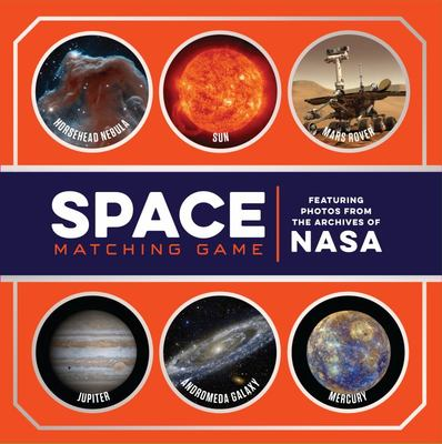 Space Matching Game: Featuring Photos from the Archives of NASA