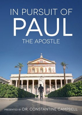 DVD In Pursuit of Paul the Apostle