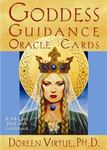 Goddess Guidance Oracle Cards: A 44 card deck with guidebook