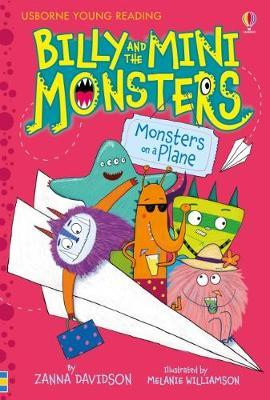 On a Plane (Billy and the Mini Monsters Monsters #4)