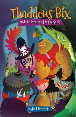 Thaddeus Bix and the Pirates of Pepperjack