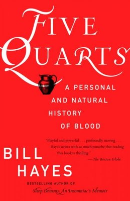 Five Quarts : A Personal And Natural History Of Blood
