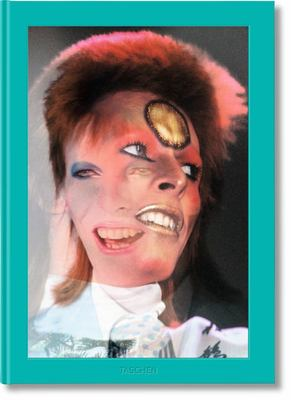 Mick Rock - The Rise of David Bowie 1972-1973