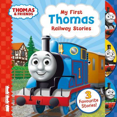 My First Thomas Railway Stories (Board)