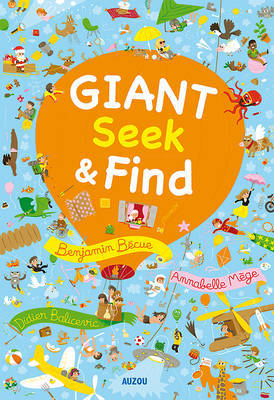 Giant Seek and Find