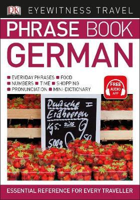 German: Eyewitness Travel Phrase Book