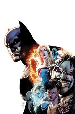 Justice League of America Vol. 1: The Extremists (DC Universe Rebirth)
