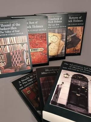 Complete Illustrated Sherlock Holmes Collection: Boxed Set