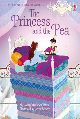The Princess and the Pea (Usborne First Reading Level 4)