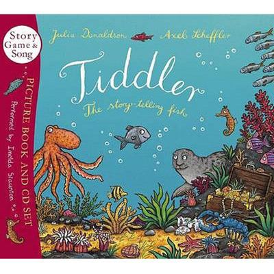 Tiddler with CD