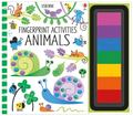 Animals (Fingerprint Activities)